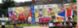 Penny Lane Development Trust mural