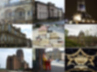 Photos of Hope St, Liverpool.