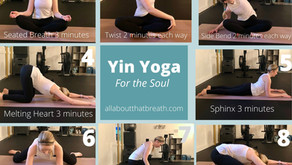 30 Minute Yin Yoga for the Soul