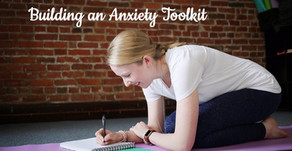 Building an Anxiety Toolkit