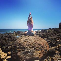 Balance. Healing. Wholeness. Stillness