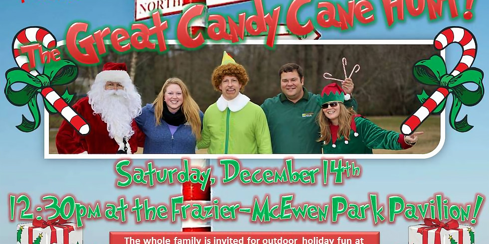 The 2019 Great Candy Cane Hunt