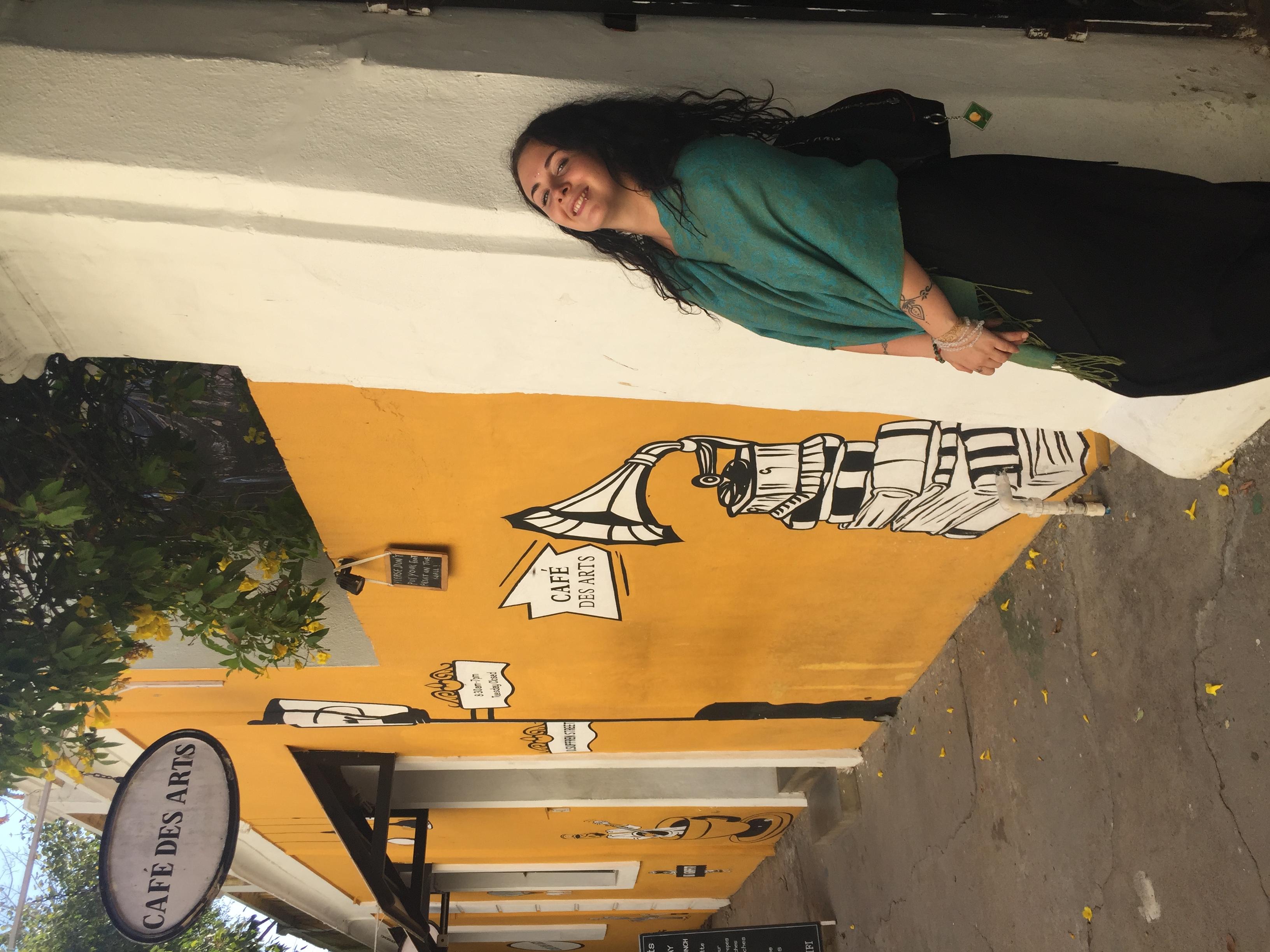 Cafe de Arts, Puducherry
