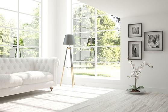 Scandinavian interior design. RoomsByHeart.