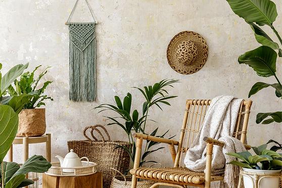 Tropical Carribean interiør design. RoomsByHeart.