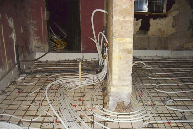 Heating hoses