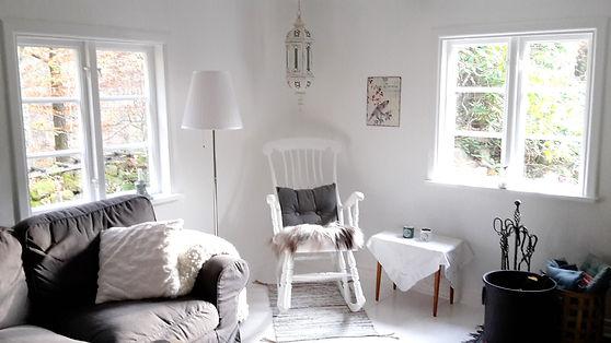 Swedish cottage. RoomsByHeart.