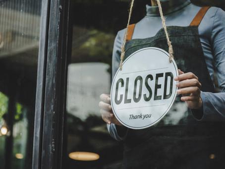 Warum die ordentliche Schließung eines Betriebes genauso wichtig ist wie die Eröffnung.