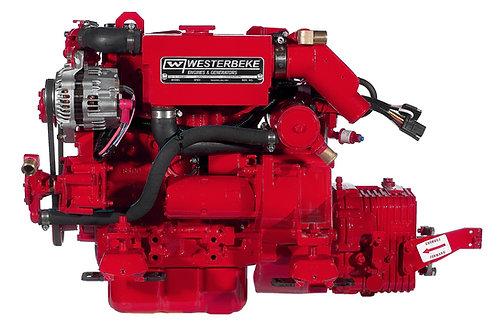 Westerbeke 35E Three 28hp @ 3000rpm - Price in AU$ incl. GST 10%