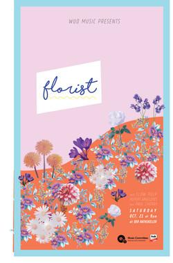 Florist Poster