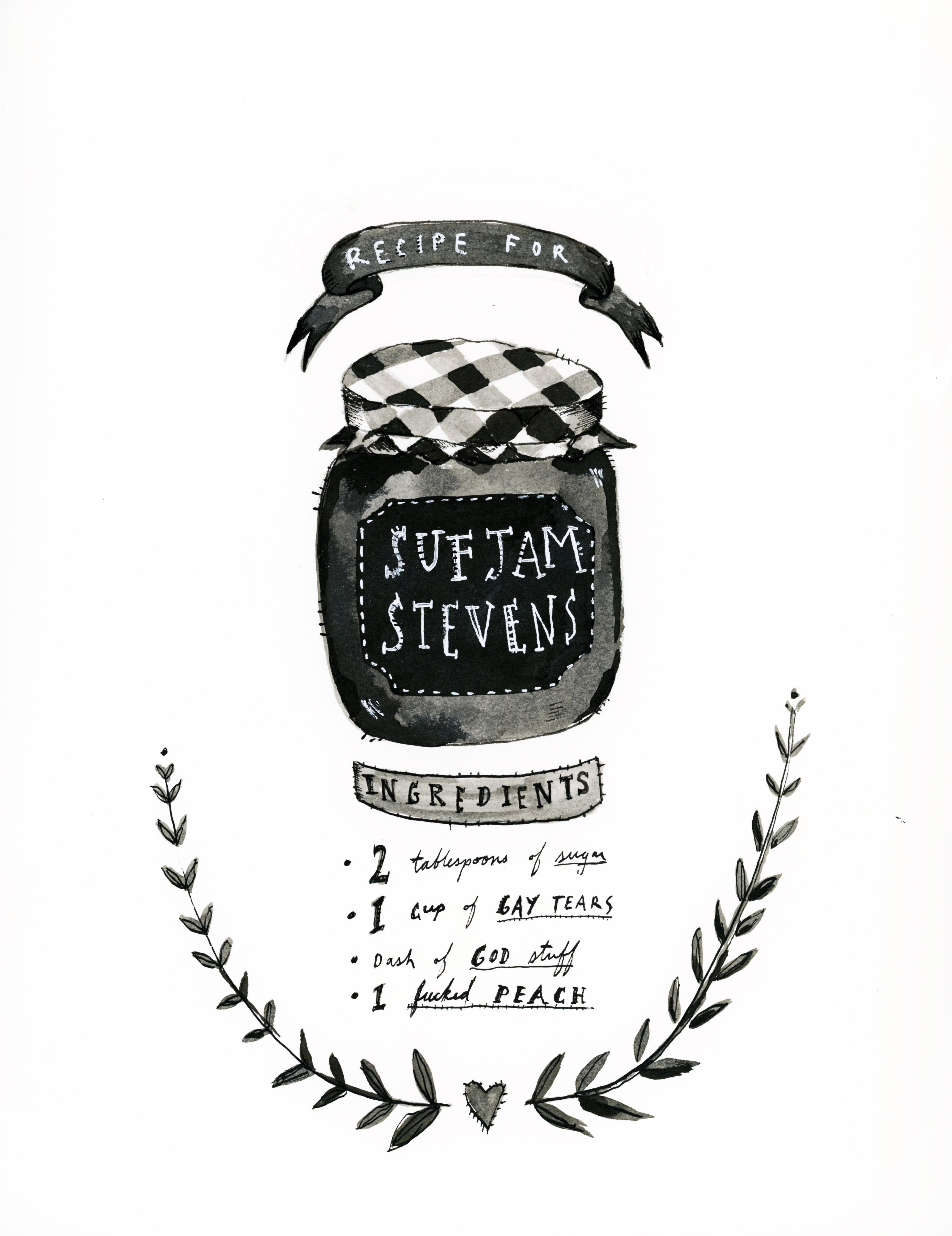 Sufjam Stevens
