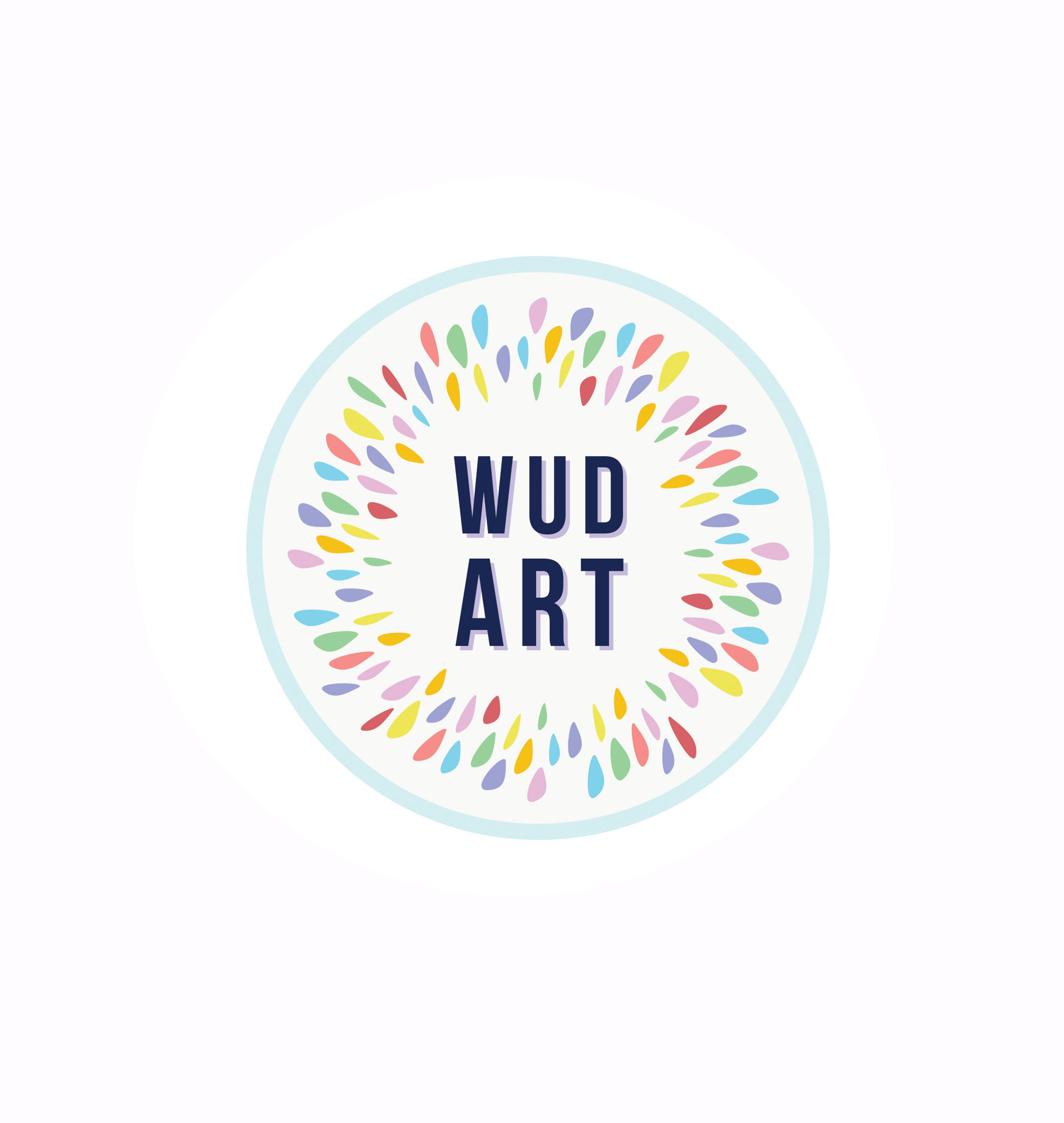 WUD Art Sticker
