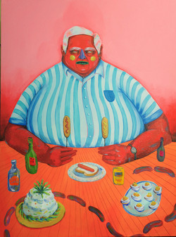 Grandpa Jack's Weiner Feast