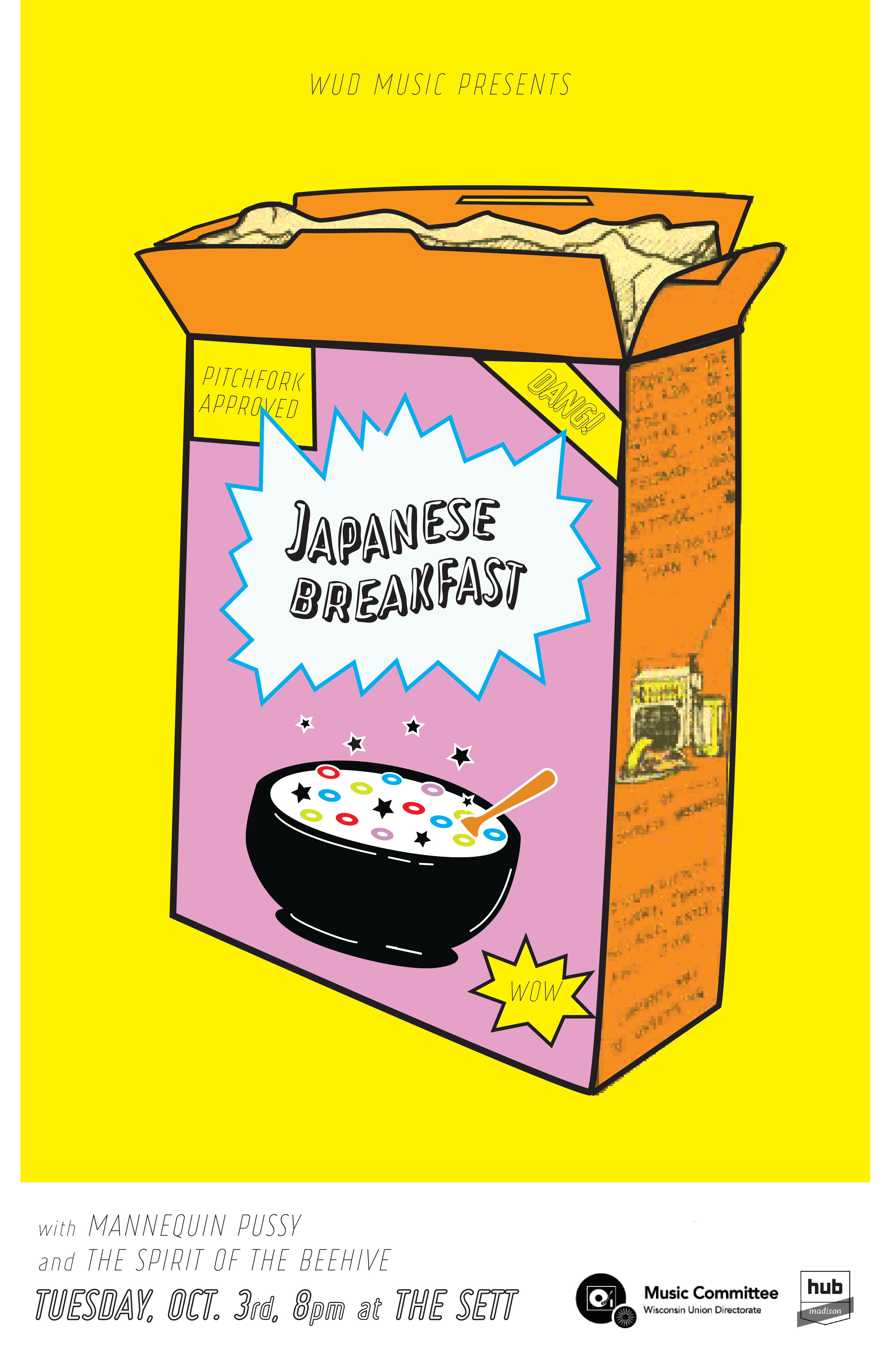 Japanese Breakfast Poster