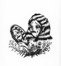 Illustration for POND Magazine