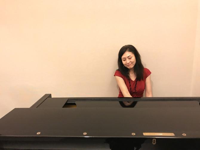 11/27ピアノ演奏会