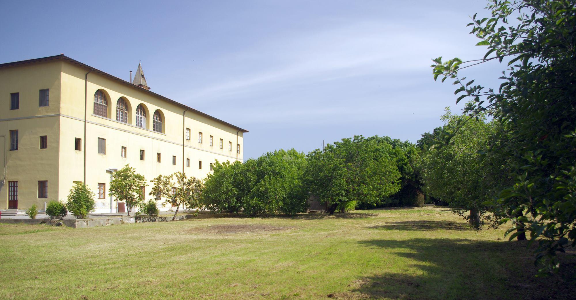 Riqualificazione Convento Cappuccini