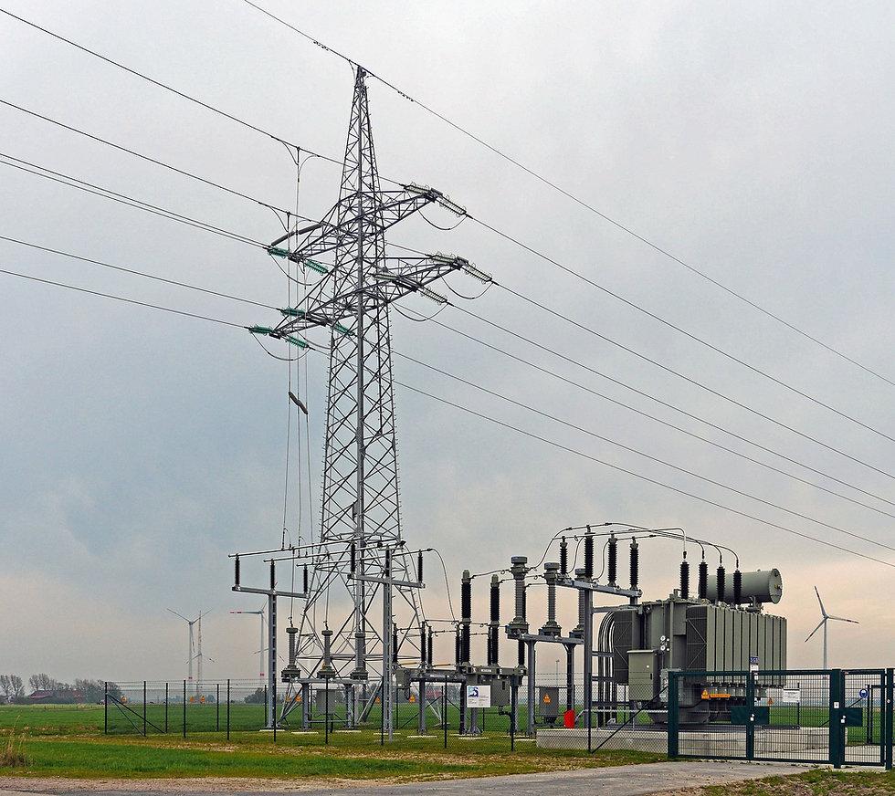 Transformer Substation Disposal