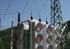 Large Transformer Disposal