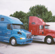 ADCOM Fleet of Trucks