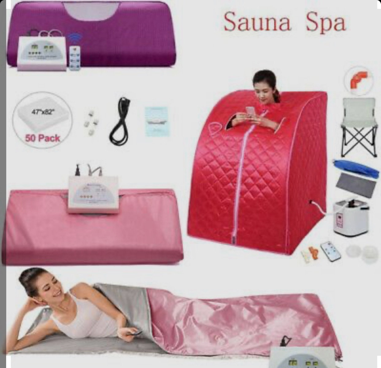 Sauna Detox Power Hour