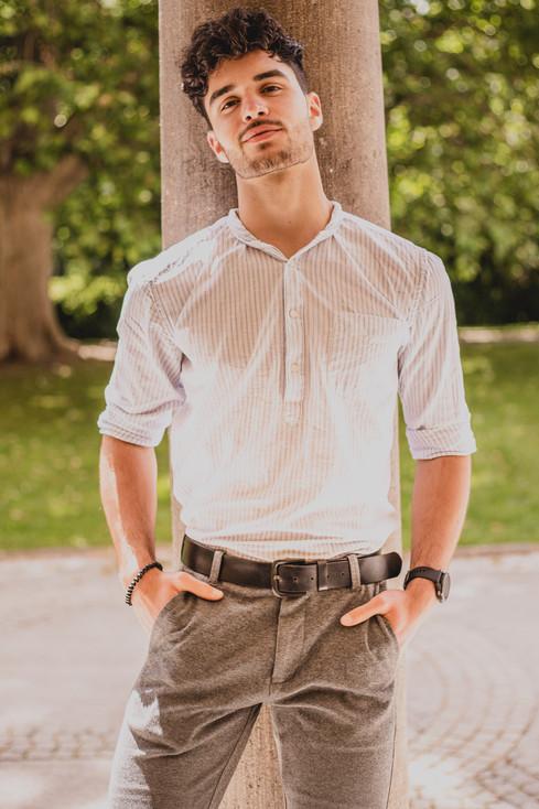 Model: Jakob Agentur: Flaretalents