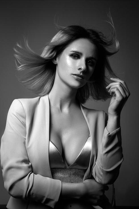 Model: Sandra MUA: Sophie_makeup