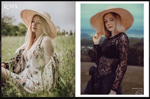 Model: Laura Radler