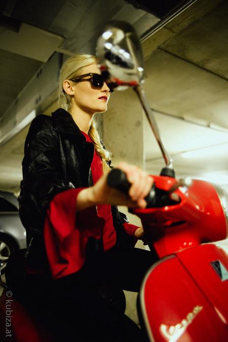 Foto von kubiza.at MUA: Katja Hofer Hair: Michael Pachatz Coaching: MF_Stylingartist
