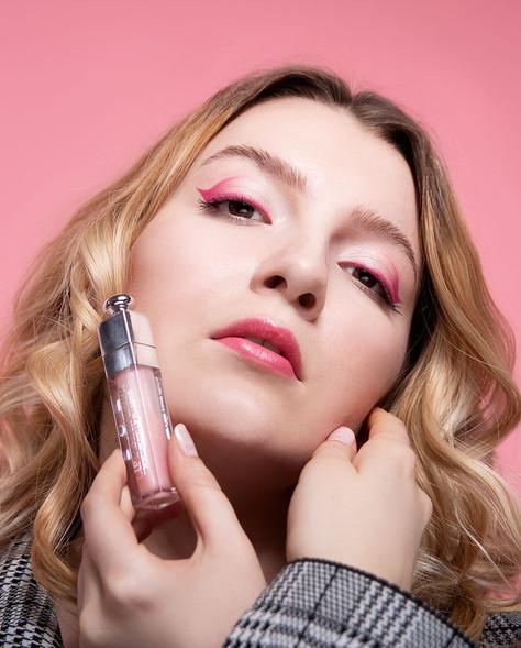 Model: Sophie Hair&Make-up: Sarah Crimson