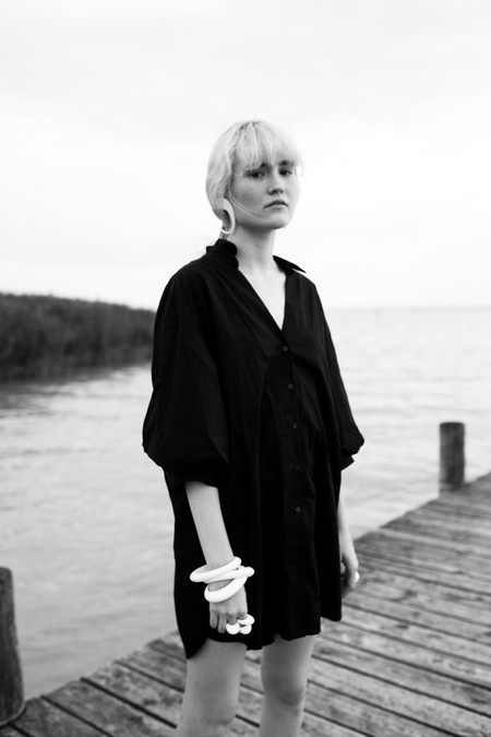 Fotografin: Evgenia Rieger Photography Models: Adi Lozancic, Paul Fischer Agentur: Flaretalents Magazin: Shuba Magazine Schmuck: 13and9design