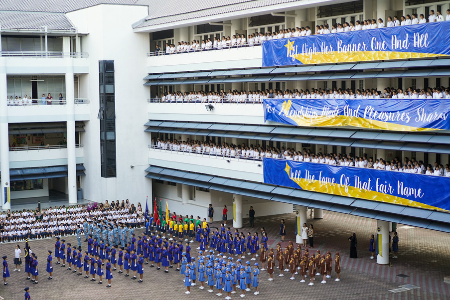Founder's Day Parade