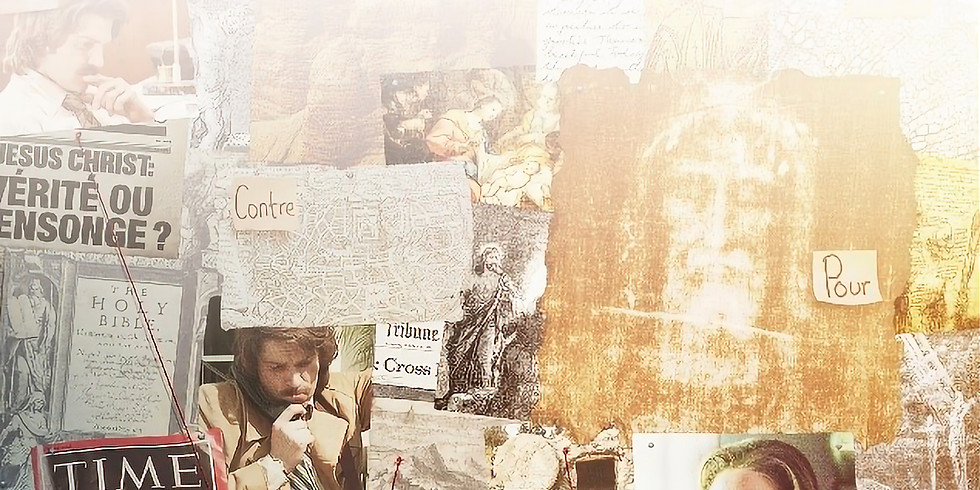 """Ciné-rencontre avec le film """"Jésus, l'enquête"""" de John Gunn"""