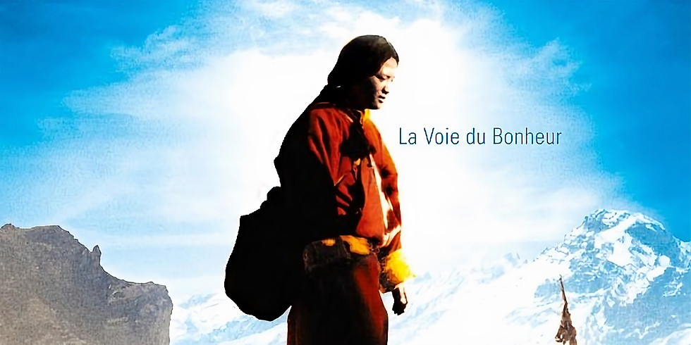 Ciné-rencontre avec le film « MILARÉPA, la voie du bonheur » de Neten Chokling