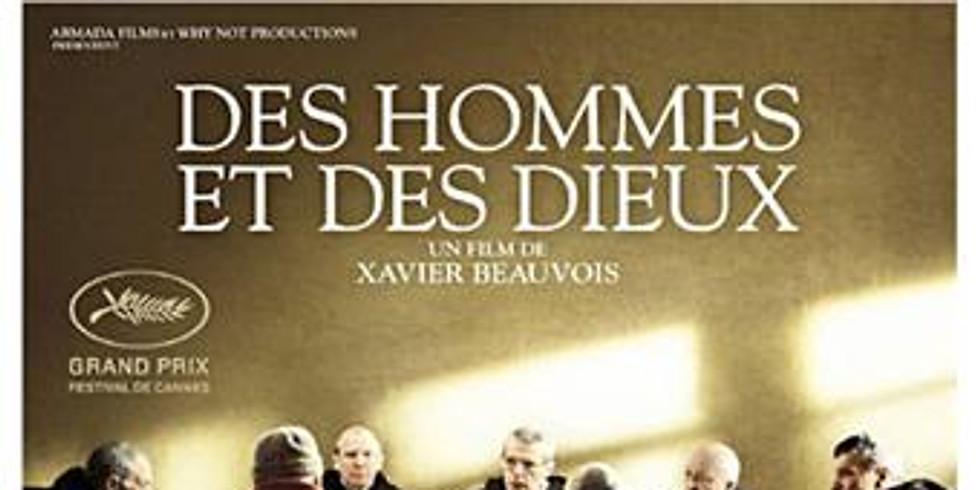 Ciné-rencontre avec le film : « Des hommes et de dieux» de Xavier Beauvois