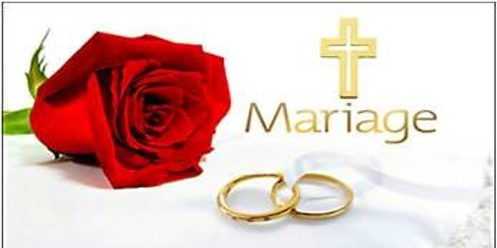 Deuxième session de préparation au mariage (1)
