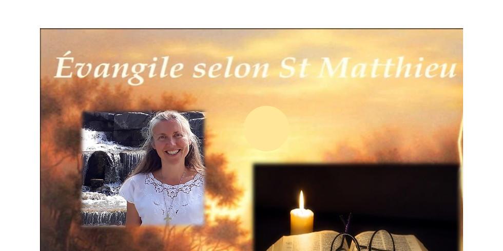 Atelier biblique avec S. Marie de Lovinfosse, cnd