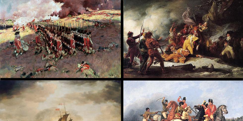 Rendez-vous avec l'Histoire du  Québec : Le Québec au temps des révolutions (américaine, française)