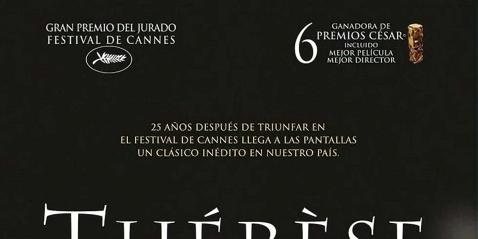Ciné-rencontre avec le film : « Thérèse »