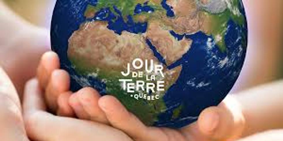 Jour de la Terre : « Voyage aux origines de la création »
