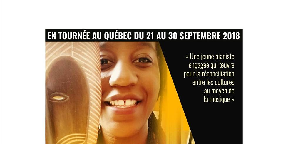 Concert-témoignage à contribution volontaire de Coraline PARMENTIER