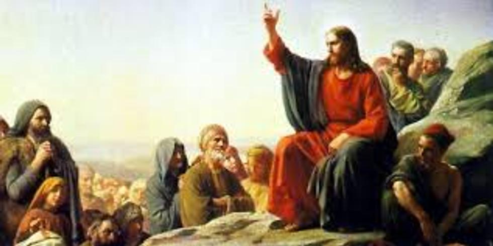 ATELIER BIBLIQUE : Les paraboles de Jésus : Trouver dans ma vie la présence de Dieu à travers ma relation à l'autre