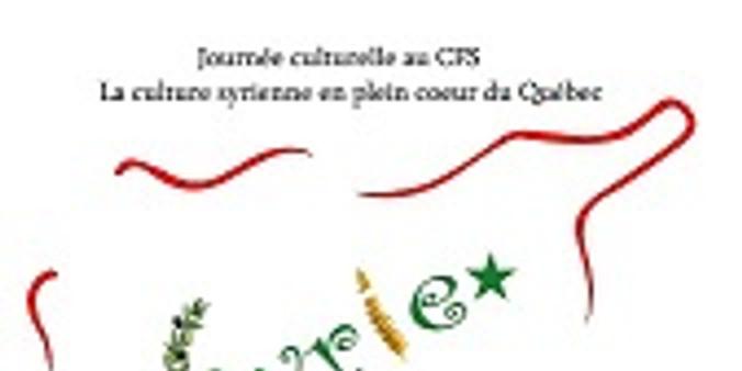 Journée Culturelle de la Syrie