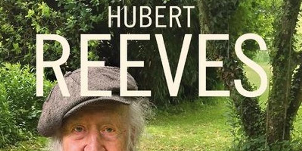Partage spirituel : livre « Le banc du temps qui passe: méditations cosmiques » d'Hubert Reeves
