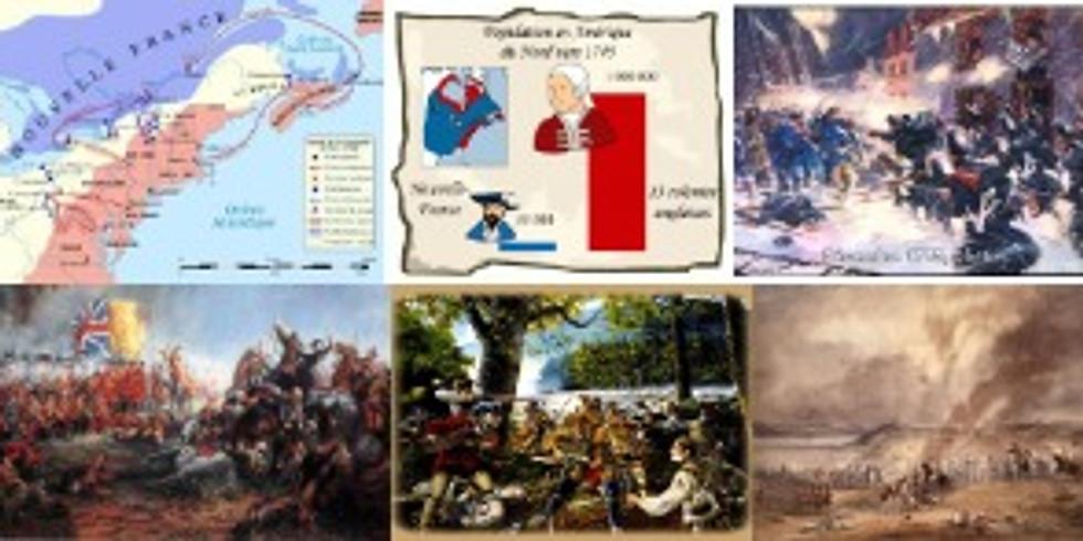4e Rendez-vous avec l'Histoire du  Québec avec Émile Grenier-Robillard,  Historien