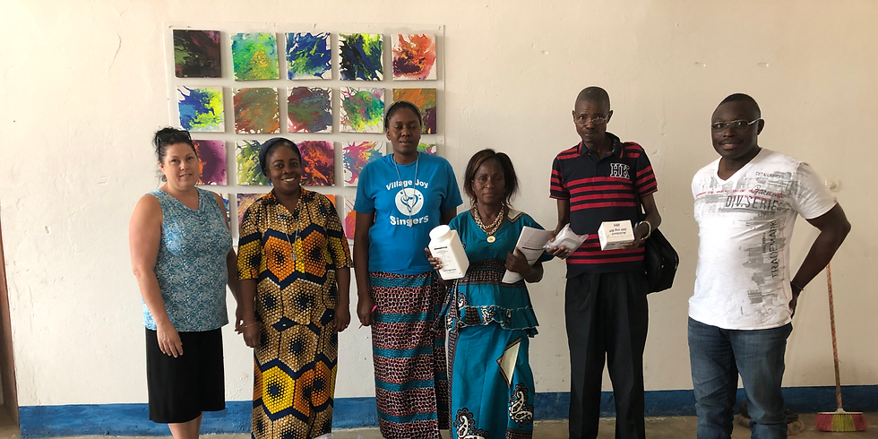 """Soirée - témoignage """"Solidarité avec le Congo  RDC"""""""