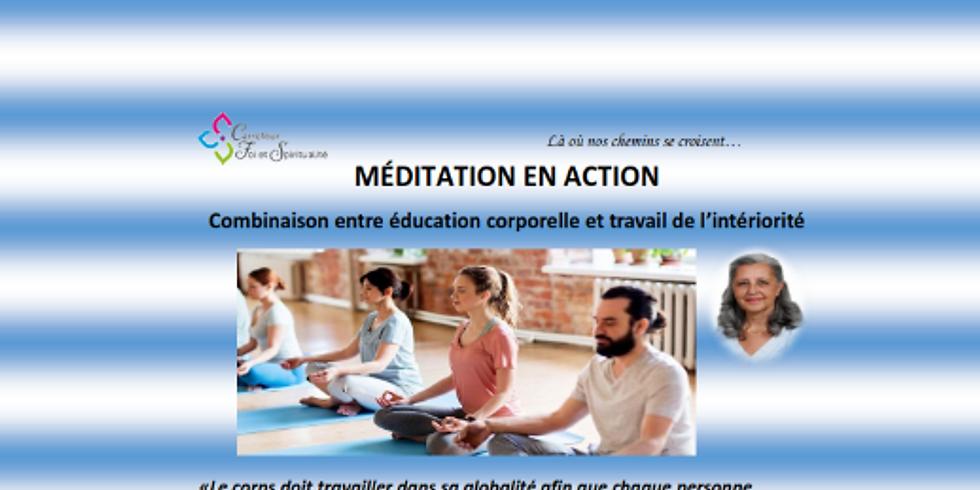 Méditation en action