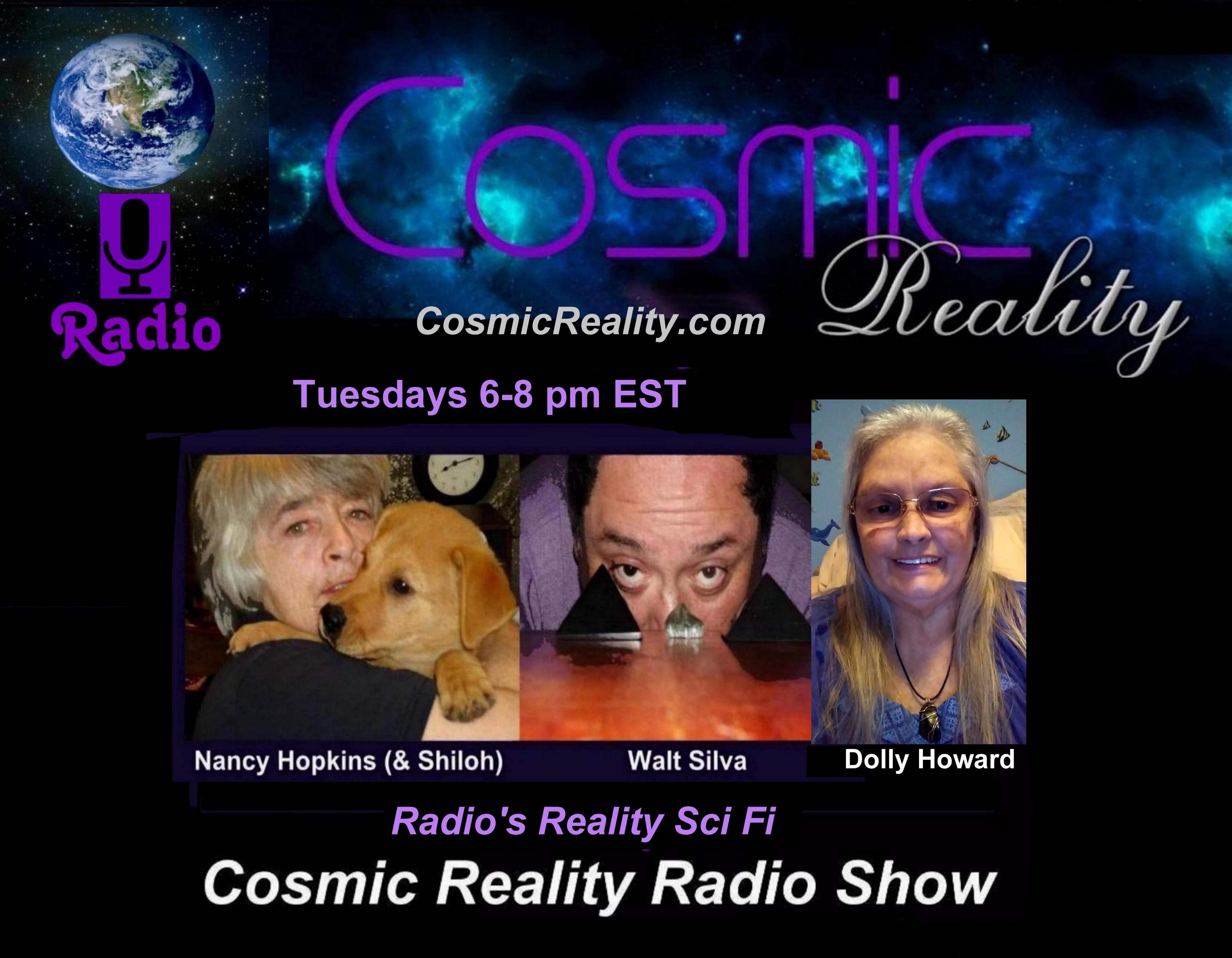 Cosmic Reality Radio Show