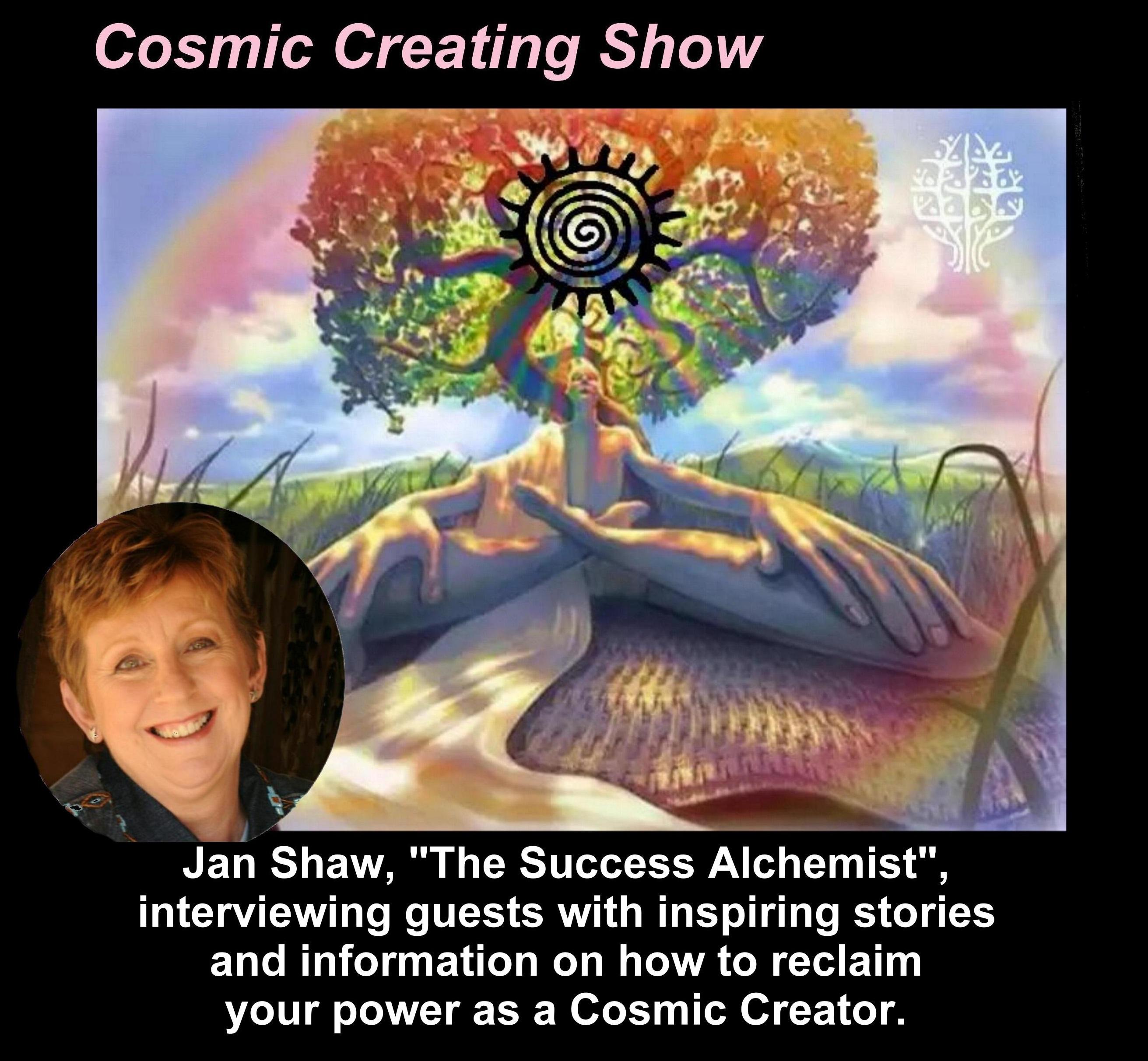 Cosmic Creating Show