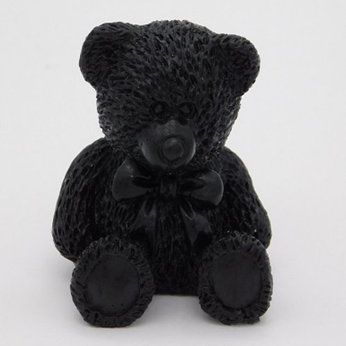 Shungite S4 Resin Bear Totem